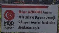 Yazıcıoğlu'nun anısına büyük saygı