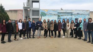 Çocuk Hakları Merkezi'nden tutuklu çocuklara anlamlı ziyaret