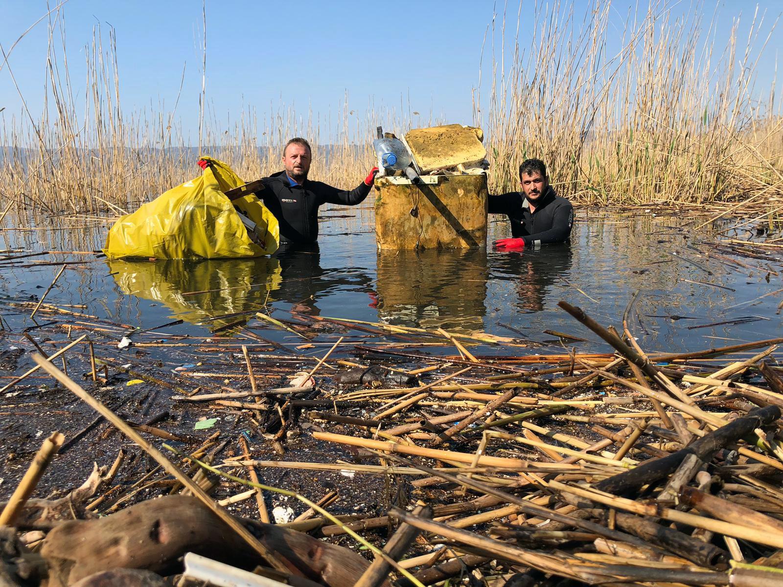 Gölümüzün kirlenmesine izin vermeyelim