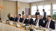 Vali Nayir Sakarya Sinerji Grubu Üyeleri İle Bir Araya Geldi