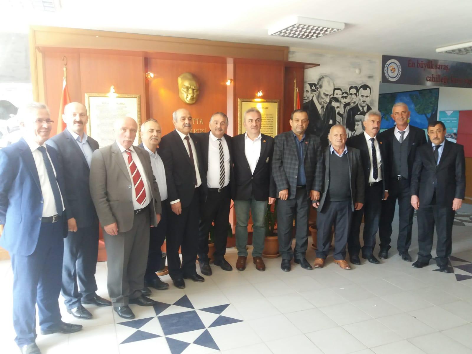 23 Nisan Hacıköy'de birlik beraberlik içinde kutlandı.