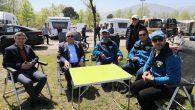 Vali Nayir Sapanca'da Gerçekleştirilen Etkinliklere Katıldı