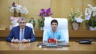 Başkan Çevik: 23 Nisan Ulusal Egemenlik ve Çocuk Bayramı kutlu olsun