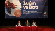 İslam ve Batı konuşuldu