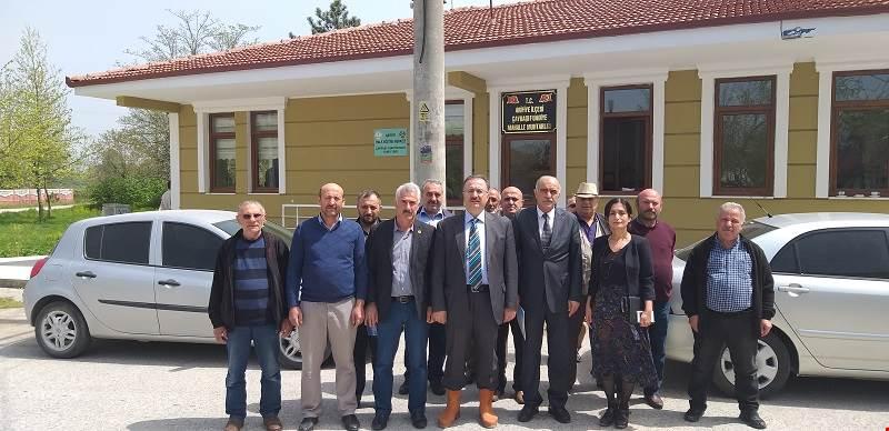 Türkçaybaşı ve ÇaybaşıFuadiye Mahallelerinde İnceleme