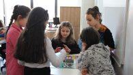 Çocuklar Dikkat Atölyesi ile bilinçleniyor