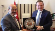 Paşa Demirci'den,Milletvekili Bülbül'e ziyaret