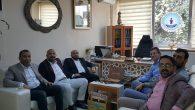 Yeniden Arifiye HEM Müdürü olan Abdulvahit Uygar'a hayırlı olsun ziyaretleri