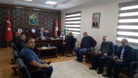 Arifiye Erzurumlular Derneğinden Kaymakam ve Başkana ziyaret