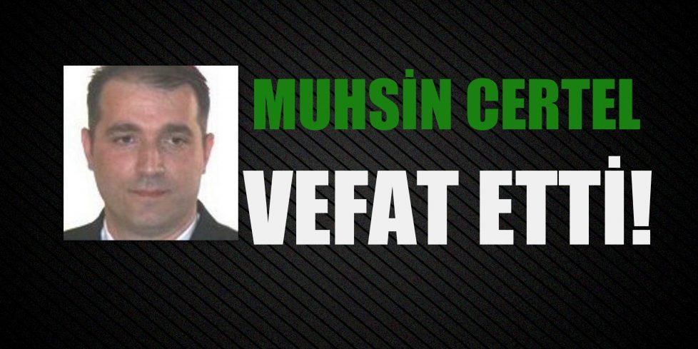 Arifiye Mezunu Gazeteci Kenan Certel'in acı günü!