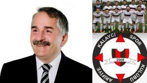Başkan KARAKULLUKÇU'dan Kalaycıspor'a tebrik