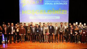 G-FAST Girişimci Atölyesi programında kazananlar ödüllerini aldı.