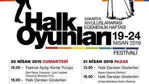 Halk Oyunları Festivaline 9 ülke katılacak