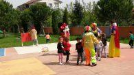 Arifiye Anaokulunda 23 Nisan Çocuk şenliği yapıldı