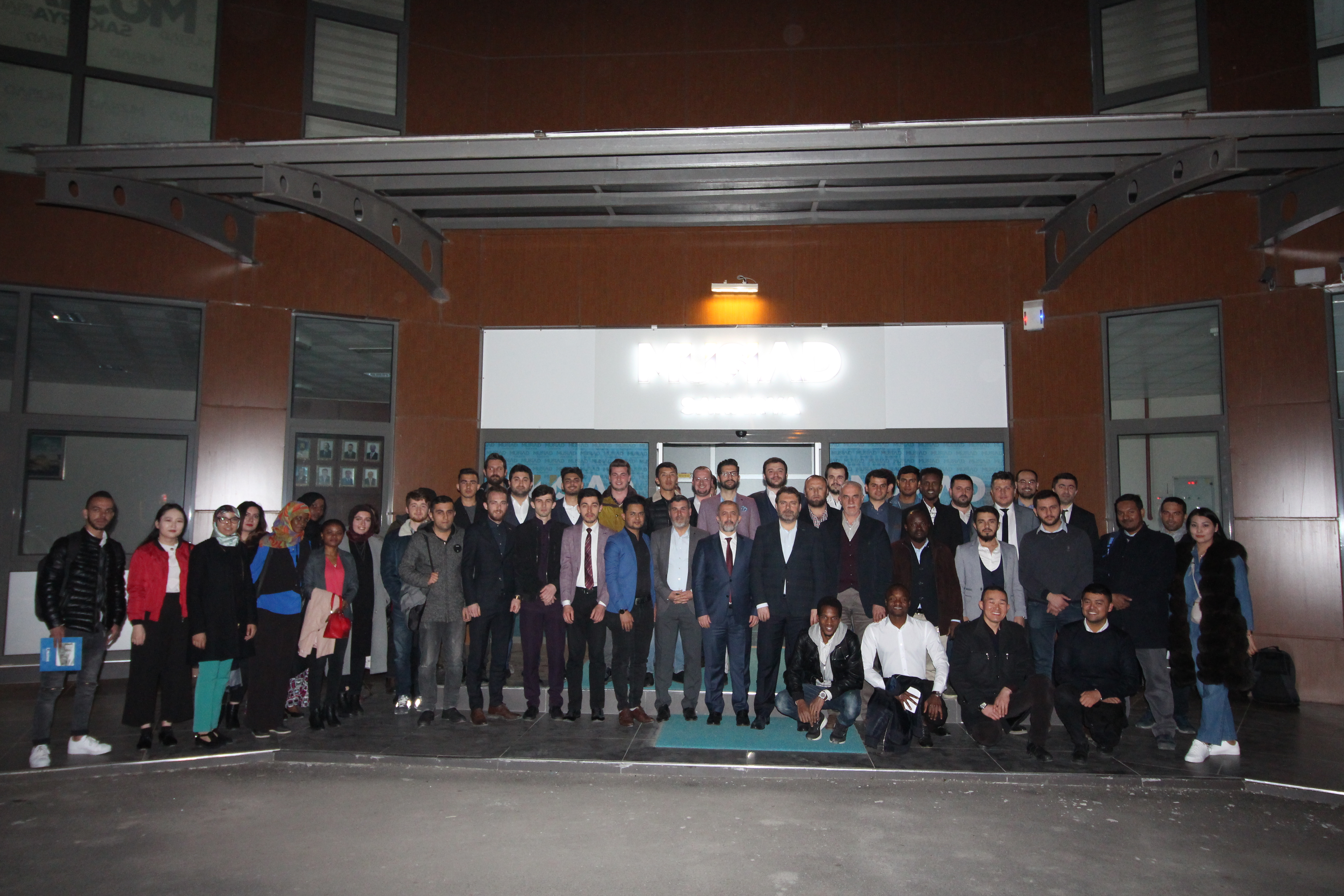 MÜSİAD'tan Uluslararası Öğrencilere Anlamlı Program
