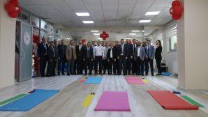Plates ve Halk Oyunları Salonu Açıldı