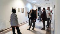 """""""Sepya"""" başlıklı resim sergisi açıldı."""