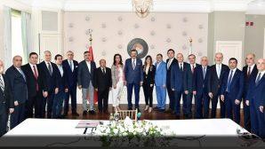Başkan Altuğ TOBB GİK Toplantısı'na Katıldı