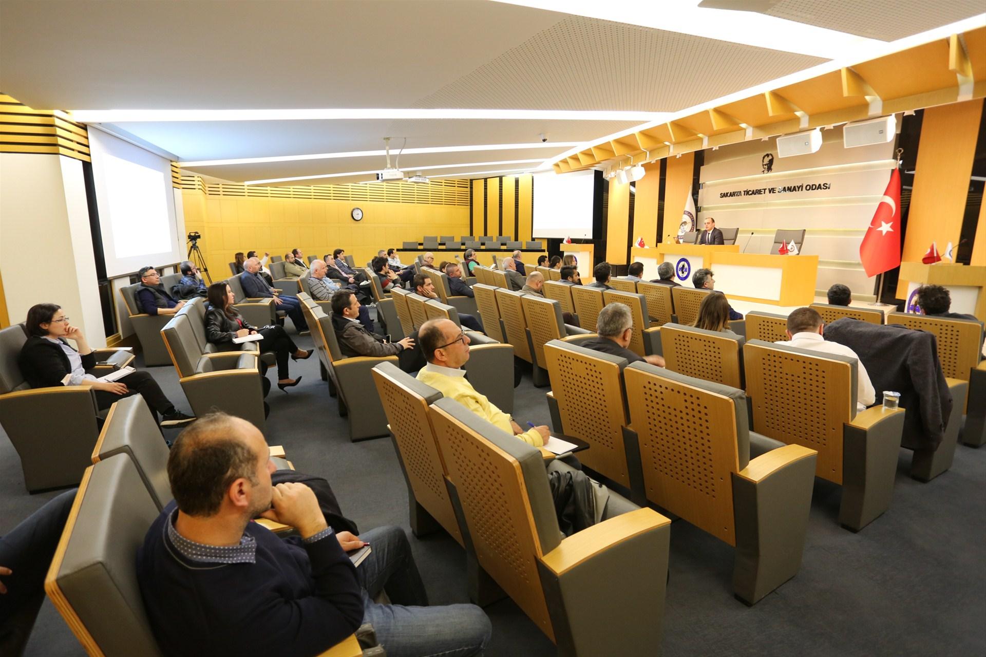 İhracatın Finansmanında Türk Eximbank SATSO'da Anlatıldı