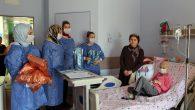 Hastanedeki Çocuklara 23 Nisan Ziyareti