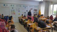 Öğrencilere Başarı İzleme Araştırması Sınavı Yapıldı.