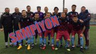 Arifiye Kalaycıspor Averaj ile Şampiyon