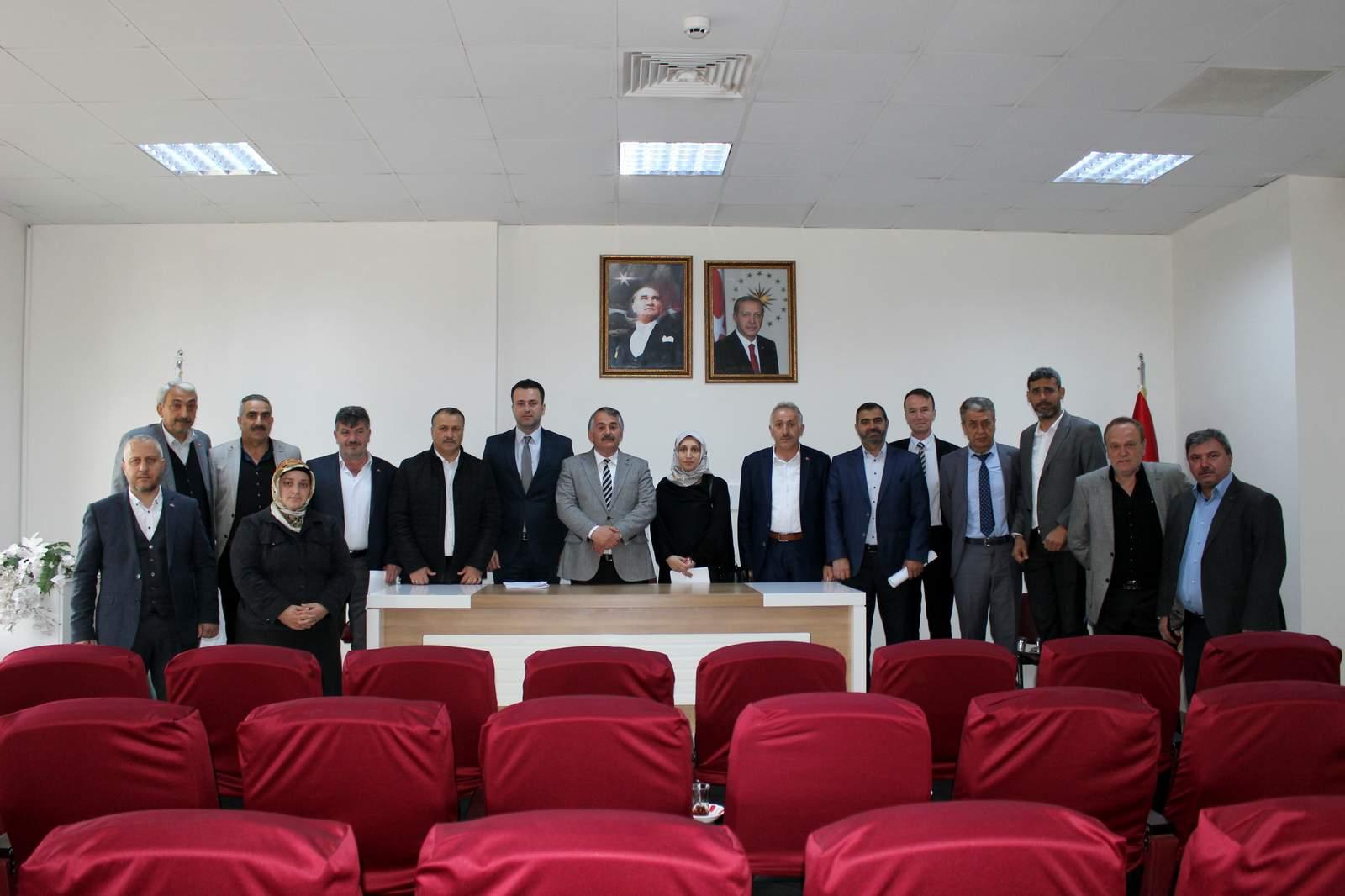 Yeni Belediye Meclisi ilk toplantısını yaptı…
