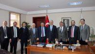 SATSO' dan Başkan Karakullukçu'ya Hayırlı Olsun Ziyareti…