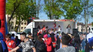 Genç Kızılay Sakarya 23 Nisan'ı Coşturdu!