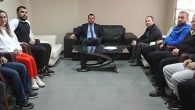 Spor Şube Müdürü Murat Acar,  Antrenörlerle Toplantı Düzenledi