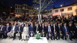 """""""Geleneksel Tatlar Tarih Kokan Taraklı'da"""" adlı yarışma Gala Gecesi ile sona erdi."""