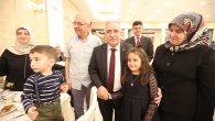 Vali Nayir Koruyucu Aileler İle İftar Sofrasında Buluştu
