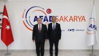 Vali Nayir  AFAD İl Müdürlüğünü ziyaret etti