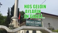 RAMAZAN-I ŞERÎF BAŞLIYOR