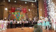 Neviye İlkokulu Okuma Bayramını Coşkuyla Kutladı