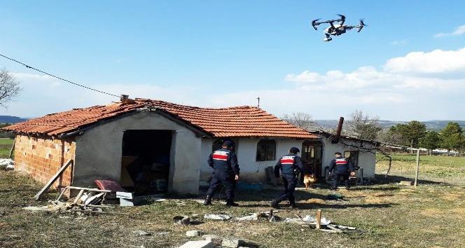 Jandarma'dan Nisan ayında 57 tutuklama