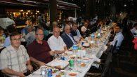 Gazeteciler SGB'nin iftarında buluştu