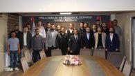 Başkan Av. Abdurrahim Burak: Tek Gözlüğümüz 'Hukuk'