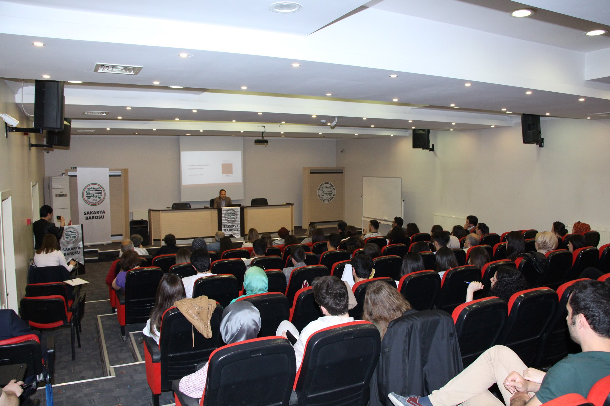Sözleşme Hazırlama ve İnceleme Teknikleri eğitimi verildi