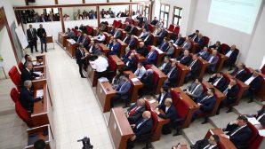 Büyükşehir Mayıs ayı Meclis Toplantısı gerçekleşti