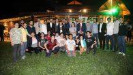 Başkan Ekrem Yüce MTTB İl teşkilatı üyeleriyle bir araya geldi.