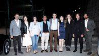 Başkan Burak Hukuk Fakültesi öğrencileriyle bir araya geldi