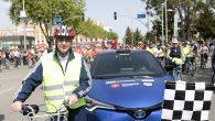 Trafik Haftası Kutlamalarında Bisiklet farkındalığı