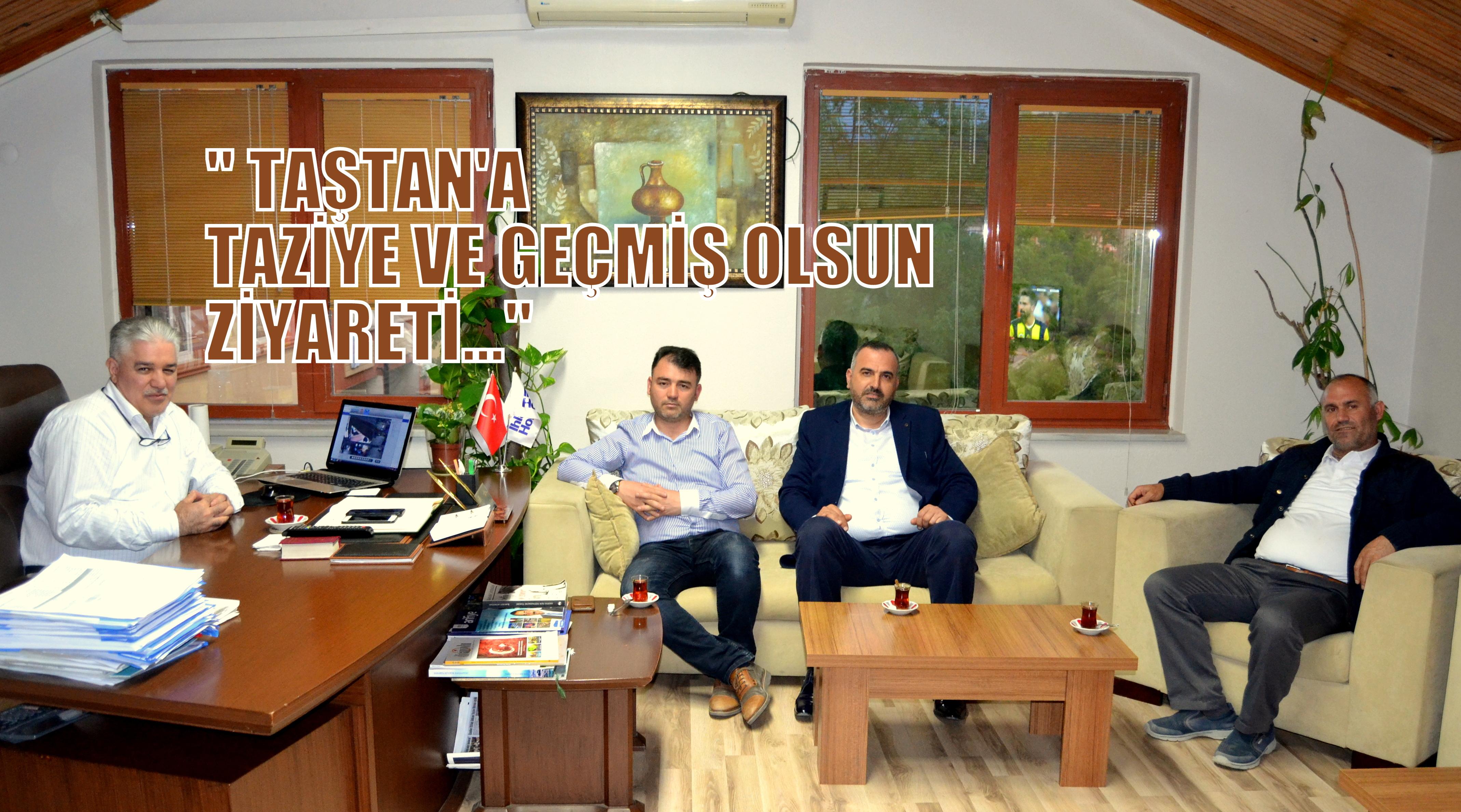 ARSİADER ACIYI PAYLAŞTI!..