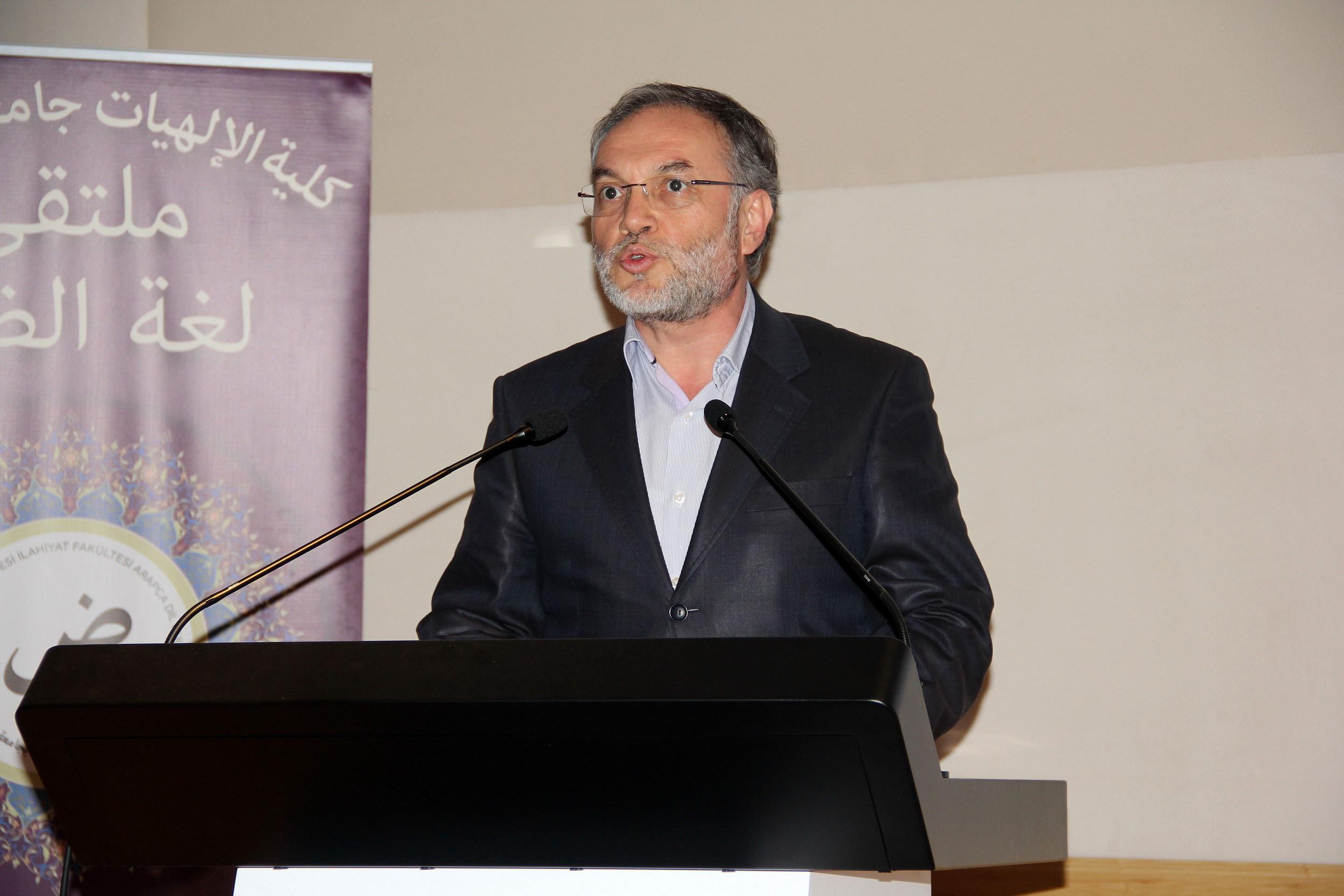 """SAÜ İlahiyat Fakültesi tarafından """"Arapça Şiir Okuma Yarışması"""" düzenlendi."""