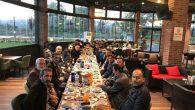 Arifiye'li Berberler iftar sofrasında buluştu