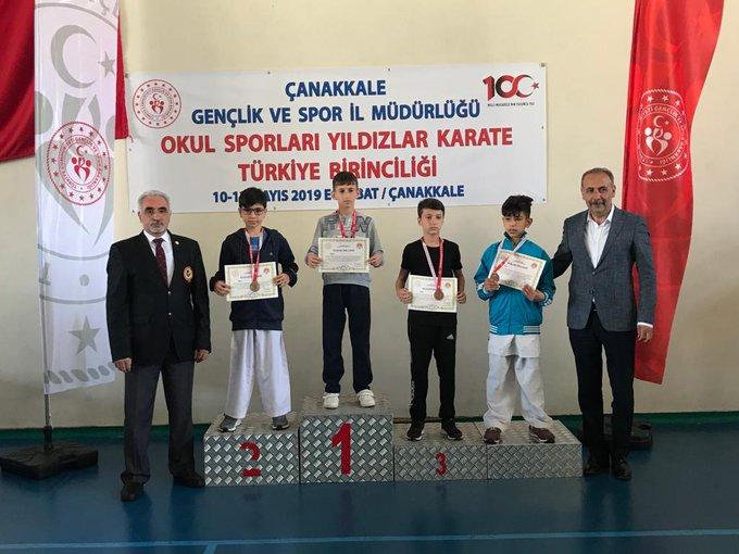 Safitürk Türkiye Şampiyonu oldu.