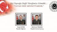 """""""Şehidimiz Var"""""""