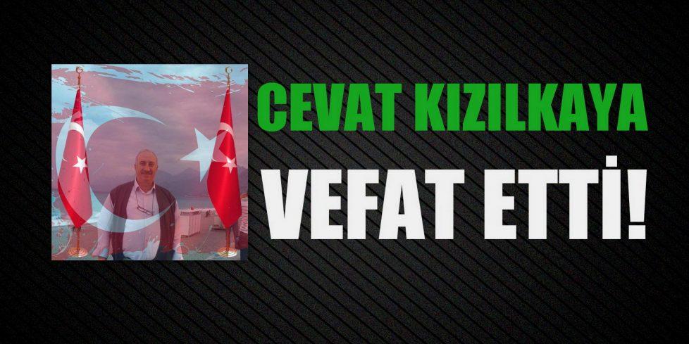 KIZILKAYA AİLESİNİN ACI GÜNÜ!..