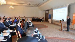 Diş Hekimliği Dekanları Konseyi 19. Olağan Toplantısı Yapıldı